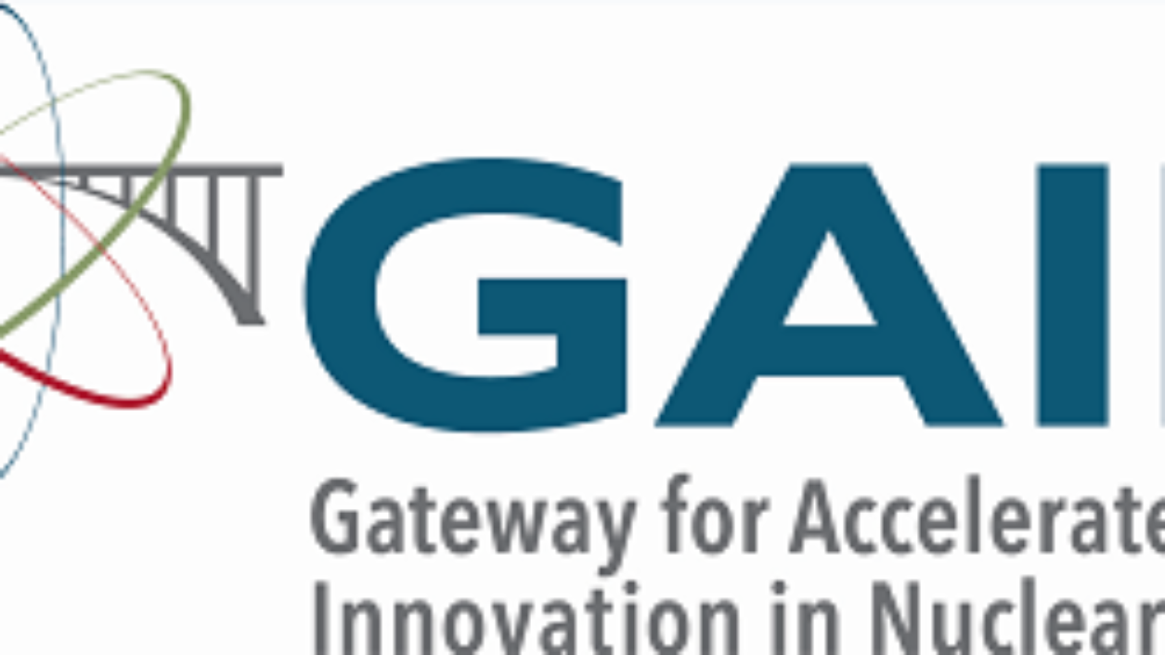 Gateway for Accelerated Innovation in Nuclear Logo